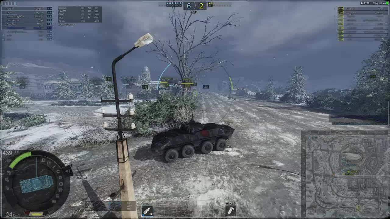 armoredwarfare, Just because your turret is locked, doesn't mean you can't fight (reddit) GIFs