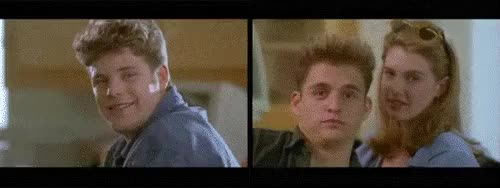 Watch sean astin GIF on Gfycat. Discover more denied, megan ward, michael deluise, sean astin GIFs on Gfycat