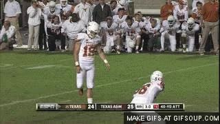 Watch and share Field Goal GIFs on Gfycat