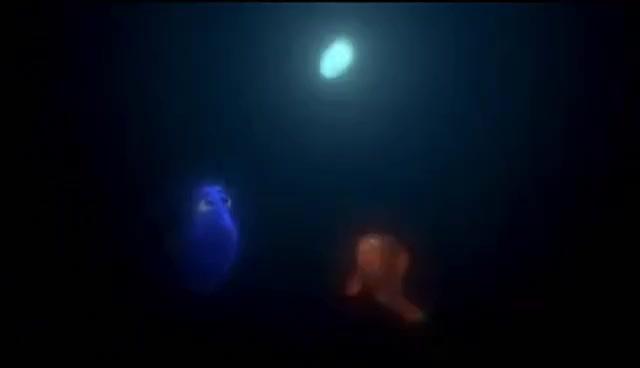 Angler Fish Scene (Nemo)