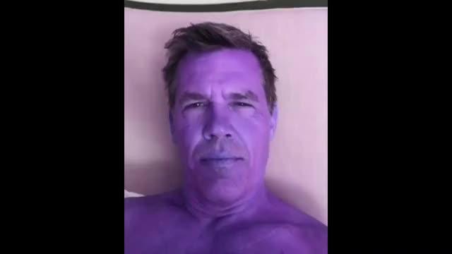 Watch 2018-07-09 GIF on Gfycat. Discover more celebrity, celebs, josh brolin GIFs on Gfycat