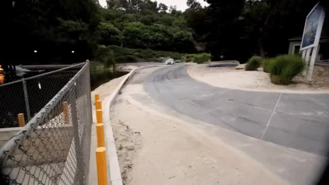 Watch and share Ken Block Gymkhana 01 GIFs by snuffyTHEbear on Gfycat