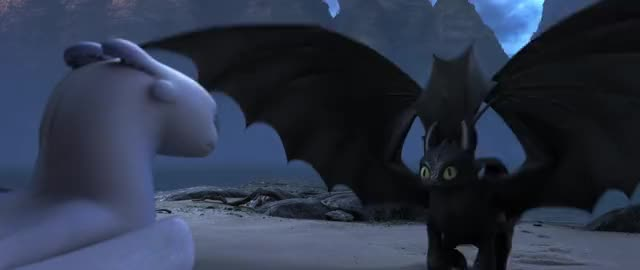 Watch this advert GIF by How To Train Your Dragon (@howtotrainyourdragon) on Gfycat. Discover more boyfriend, date, dating, flirt, girlfriend, how to train your dragon, how to train your dragon the hidden world, httyd, httyd3, toothless GIFs on Gfycat