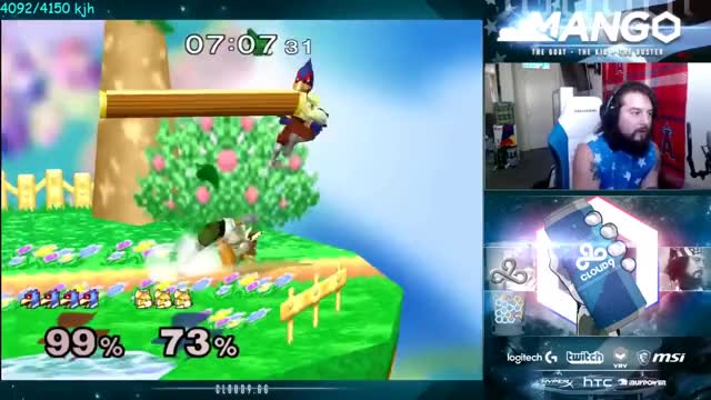 Mang0/Leffen Netplay Practice and Fox/Falco Discussion