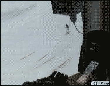 nailedthelanding, nevertellmetheodds, Triple back-flip with a twist and bounce (reddit) GIFs