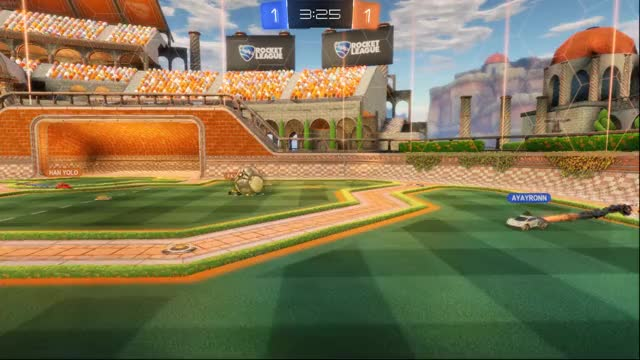 Watch and share Rocket League GIFs by Han Yolo on Gfycat