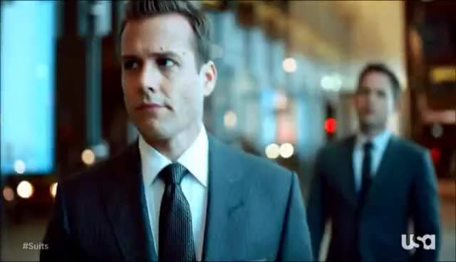 Watch Suits- Harvey - / Mike - Loyalty GIF on Gfycat. Discover more celebs, gabriel macht, suits GIFs on Gfycat