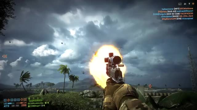 Watch and share Bf4 GIFs by Limbo on Gfycat