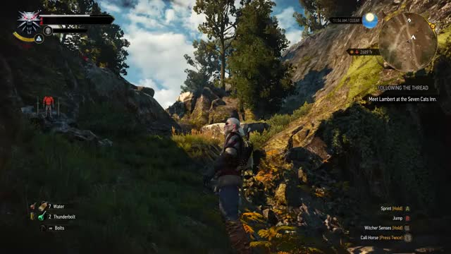 Watch and share Gamephysics GIFs and Geralt GIFs on Gfycat
