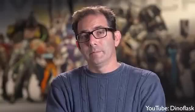 Watch and share Jeff Kaplan: The Truth Behind Developer PTR Decisions & Chinese New Year GIFs on Gfycat
