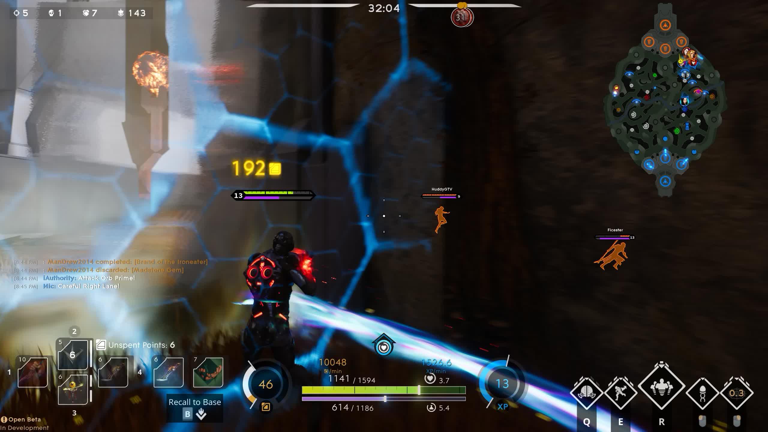 Monolith, Paragon, Wraith, Wraith Air Snipe Saves Countess GIFs