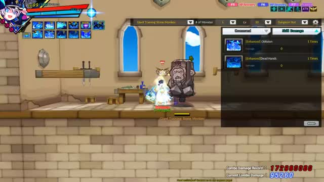 Watch and share Elsword - CT Over-Buffs GIFs on Gfycat