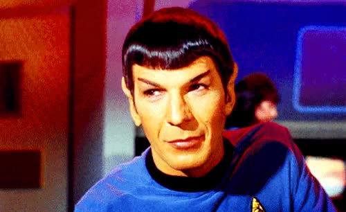 Watch spock illogical GIF on Gfycat. Discover more Leonard Nimoy GIFs on Gfycat