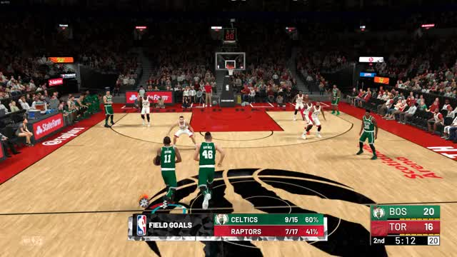 Watch and share Toronto Raptors GIFs and Boston Celtics GIFs on Gfycat