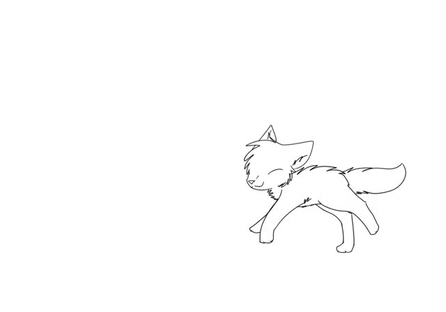 Watch and share Cat Run Cycle By Sands-Of-Grace GIFs on Gfycat