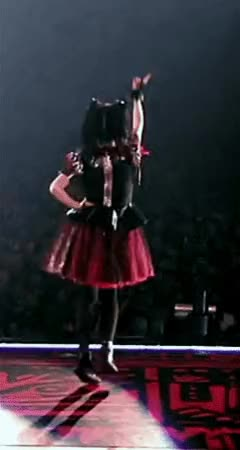 Watch and share Babymetal GIFs and Yuimetal GIFs by Moshshmate on Gfycat