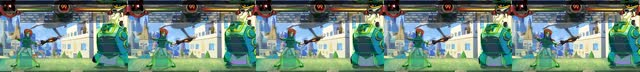 Watch and share Parasoul Punches GIFs by Luiz on Gfycat