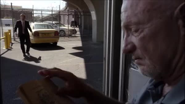 "Watch Better Call Saul S01E02 ""Mijo"" POST-Episode Discussion Thread (reddit) GIF on Gfycat. Discover more betterCallSaul, bettercallsaul GIFs on Gfycat"
