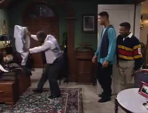 Watch Money Money Money Money....MONEY! GIF on Gfycat. Discover more geoffrey, money, will smith GIFs on Gfycat