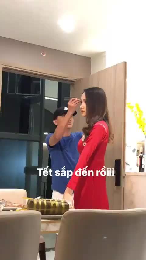 Cư dân mạng đang truyền tay nhau tạo hình MV nhạc Xuân 2019 của Hương Giang? ảnh 0