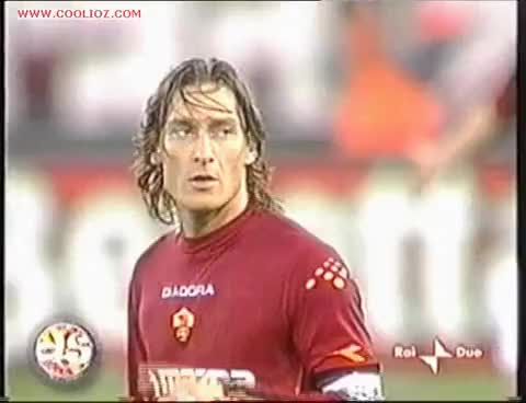 Watch and share Totti - 4 - E A Casa ! GIFs on Gfycat
