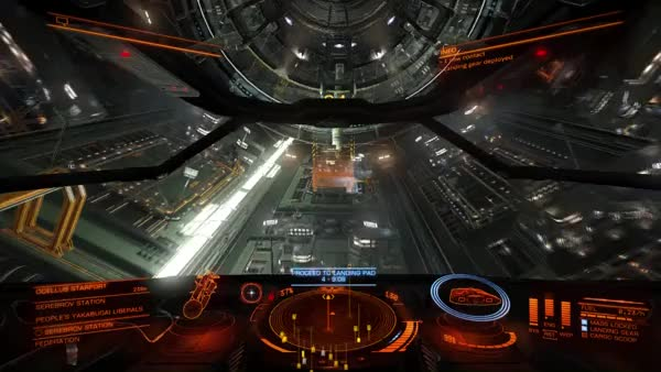 Watch and share Fastest Landing (Elite Dangerous) GIFs by aghast2 on Gfycat