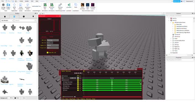 Watch and share Test - Roblox Studio 2020-01-22 20-47-35 GIFs on Gfycat