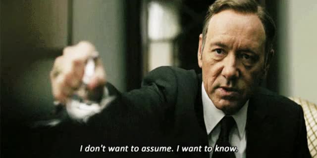 Watch knowledge GIF on Gfycat. Discover more kevin spacey GIFs on Gfycat