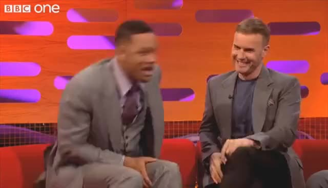 Watch and share Graham Norton Show GIFs and Fresh Prince GIFs on Gfycat