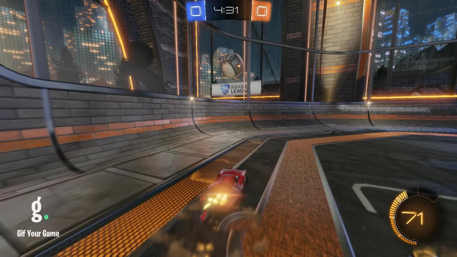 Gif Your Game, GifYourGame, Goal, Rocket League, RocketLeague, SwolSquirrel, Goal 1: SwolSquirrel GIFs