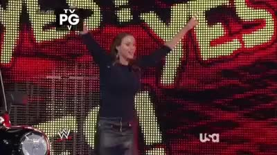 Watch and share Stephanie Mcmahon GIFs on Gfycat