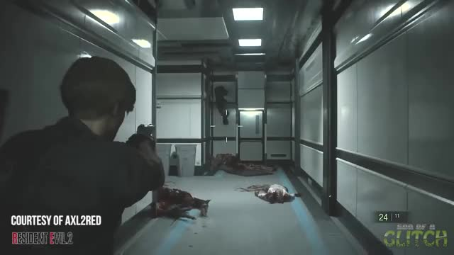 Watch Resident Evil 2 Remake Glitches Son Of A Glitch Episode 86 Gif On