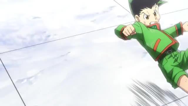 Watch Gon vs Hisoka GIF on Gfycat. Discover more Gon, Hisoka, anime, battle, epic, epix, fight, vs GIFs on Gfycat