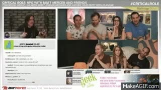 Watch Critical Role RPG Show Episode 23: THE REMATCH GIF on Gfycat. Discover more related GIFs on Gfycat