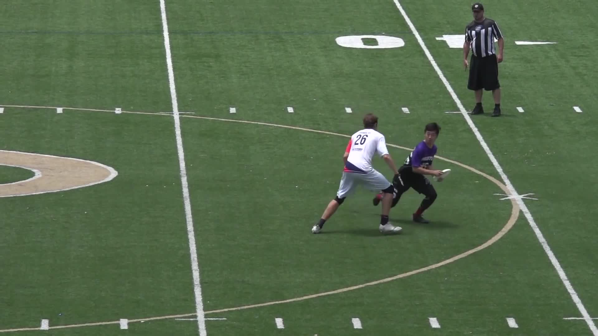 american ultimate disc league, audl, dallas roughnecks, indianapolis alleycats, minnesota wind chill, montreal royal, raleigh flyers, san francisco flamethrowers, top 10, ultimate, ultimate frisbee, Griffin Miller Huge Layout Interception GIFs
