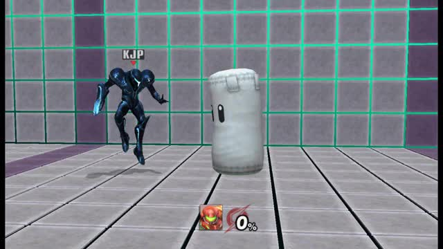 Watch and share Dark Samus Down Special Bounce GIFs on Gfycat