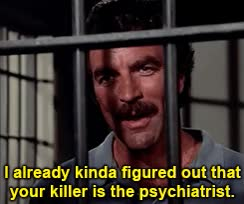 Watch and share Tom Selleck GIFs on Gfycat