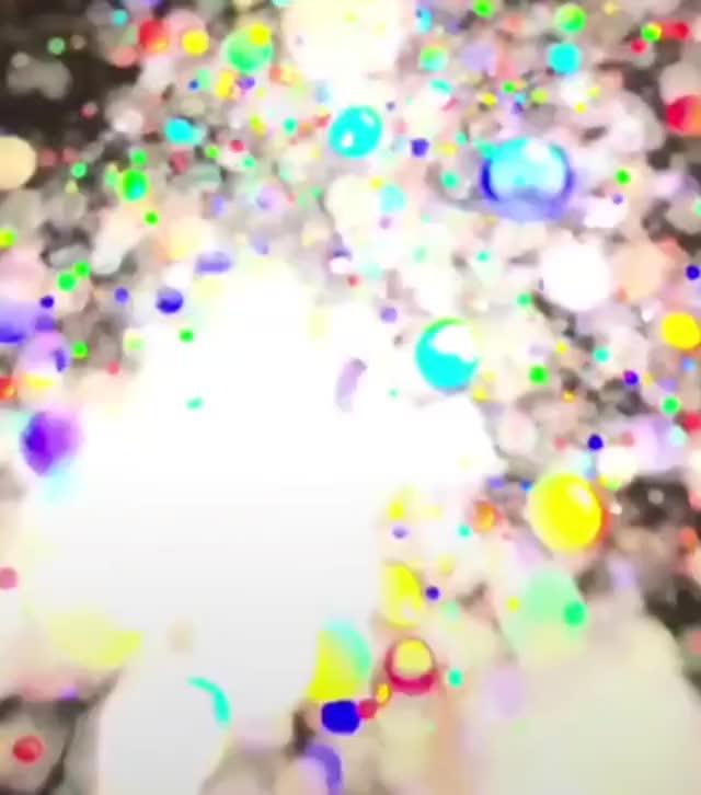 Watch and share Slowmo Shot Of Glitter Falling Onto A Phone GIFs by TheKarmaFiend on Gfycat