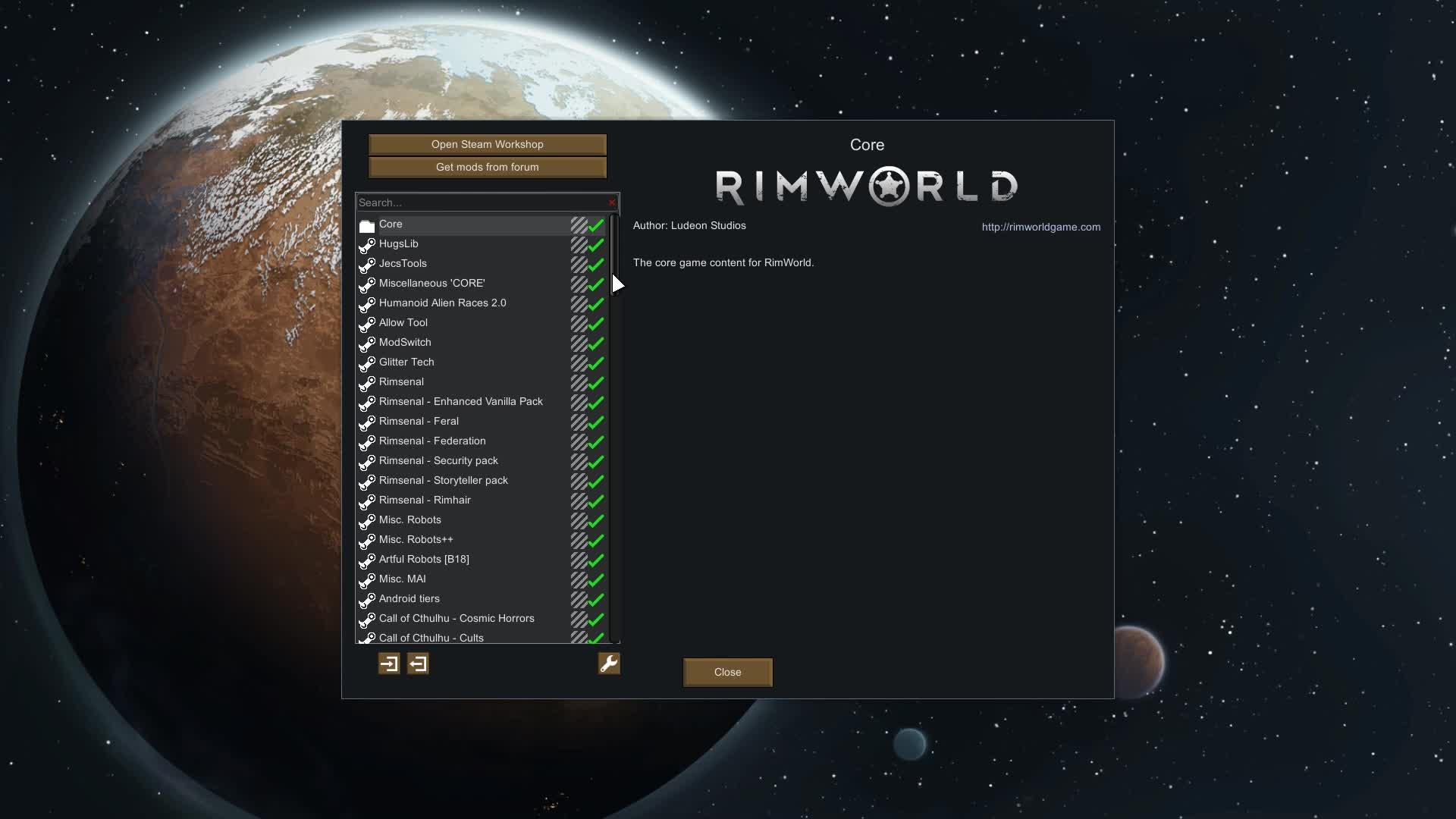RimWorld Mod Order GIFs