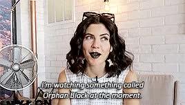 Watch and share Marina Diamandis GIFs and Orphan Black GIFs on Gfycat