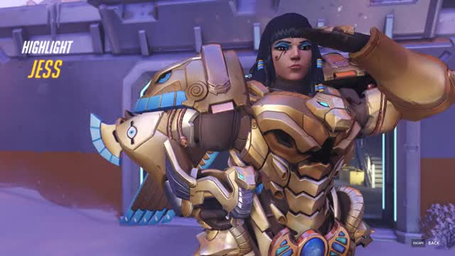 Watch 2018-10-10 16-11-10 GIF on Gfycat. Discover more highlight, overwatch, pharah GIFs on Gfycat