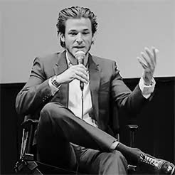 Watch this GIF on Gfycat. Discover more Gaspard Ulliel, sikanapanele GIFs on Gfycat