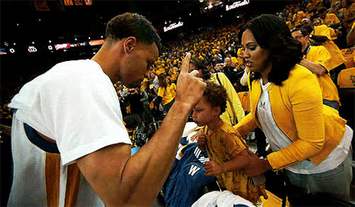 ayesha curry, steph curry, stephen curry, Jun 06th 1195 ?#stephen curry#riley curry#ayesha curry#gsw#golden state warriors#nba#nba finals GIFs