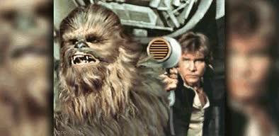 Watch and share Chewbacca-cornrows GIFs on Gfycat