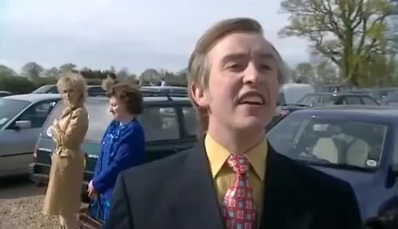 Watch and share Alan Partridge - DAN! GIFs on Gfycat