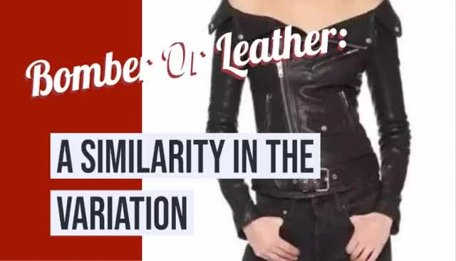Watch and share Leather Jacket GIFs and Bomber Jacket GIFs by Oasis Jackets on Gfycat