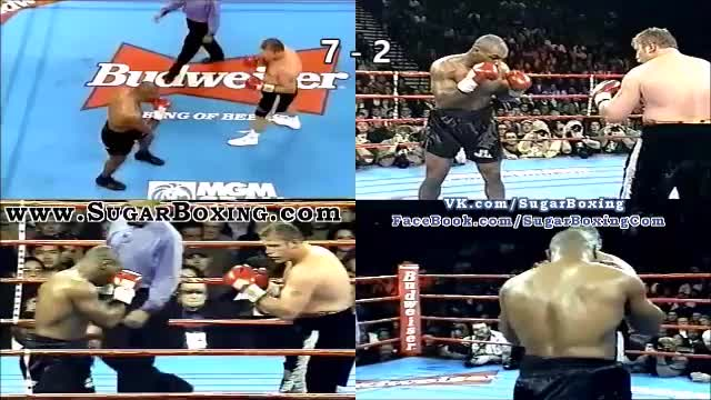 Watch Mike Tyson Combo in Peekaboo 007a: jab - straight right hand GIF by @sugarboxing on Gfycat. Discover more related GIFs on Gfycat