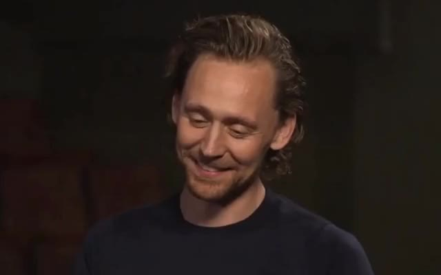 Watch and share Tom Hiddleston Agrees GIFs by Deus GIF Machina on Gfycat