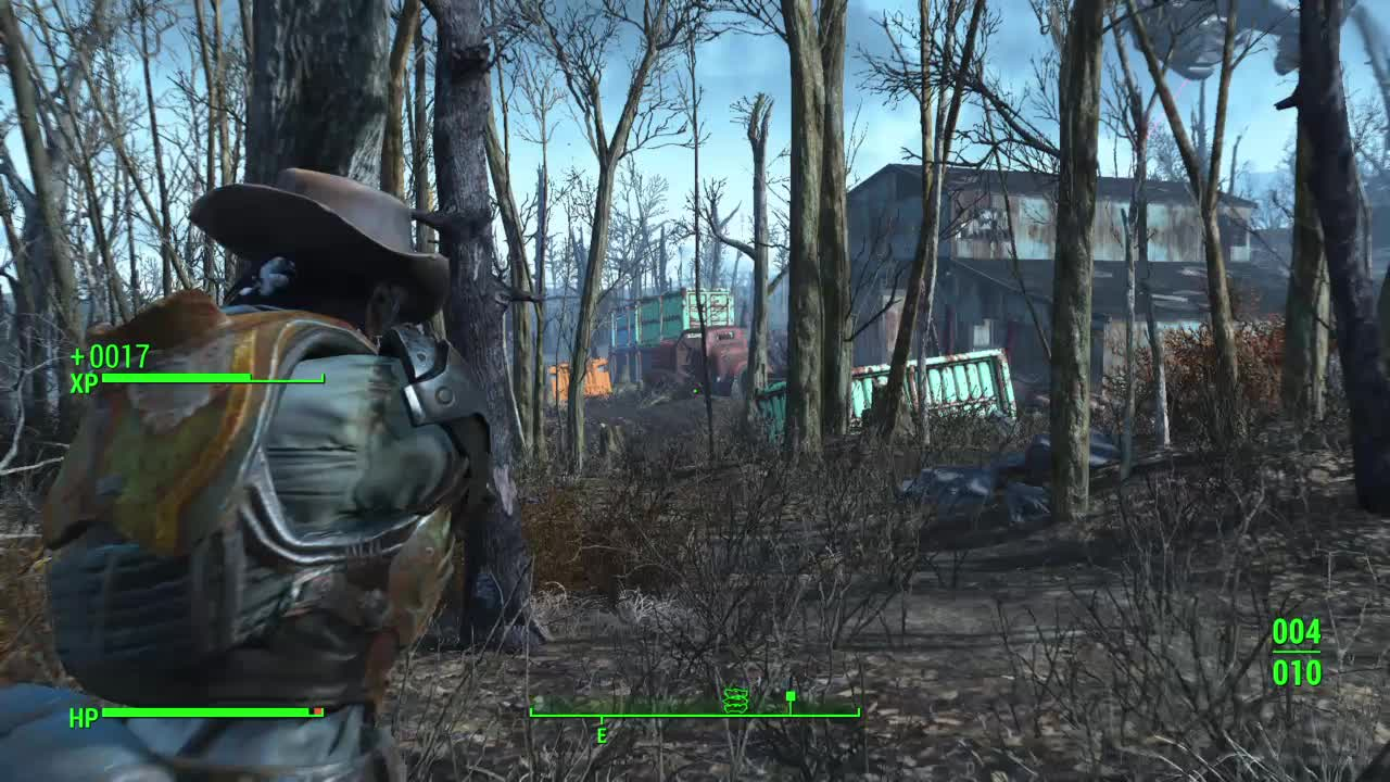 fallout, ps4, oh shit GIFs