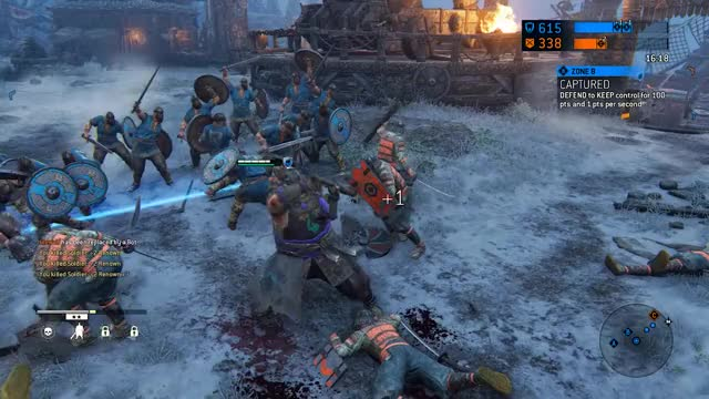 Watch They're Coming... GIF by cormick99 on Gfycat. Discover more for honor GIFs on Gfycat